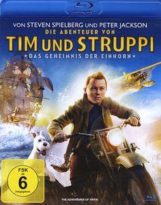Die Abenteuer von Tim und Struppi: Das Geheimnis der Einhorn (Blu-ray)