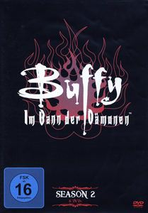 Buffy - Im Bann der Dämonen - Season 2 (6 DVD's)