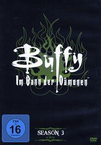 Buffy - Im Bann der Dämonen - Season 3 (6 DVD's)