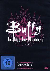 Buffy - Im Bann der Dämonen - Season 4 (6 DVD's)