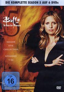 Buffy - Im Bann der Dämonen - Season 5 (6 DVD's)