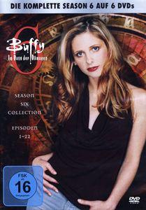 Buffy - Im Bann der Dämonen - Season 6 (6 DVD's)