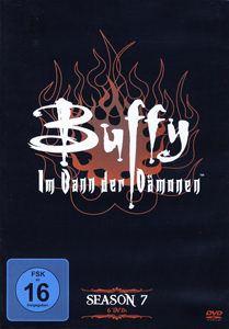 Buffy - Im Bann der Dämonen - Season 7 (6 DVD's)