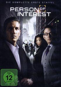 Person of interest - Die komplette 1. Staffel (6 DVD's)