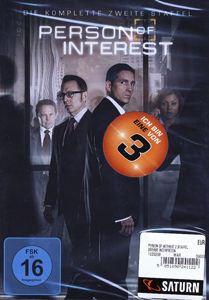Person of interest - Die komplette 2. Staffel (6 DVD's)