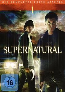 Supernatural - Die komplette 1. Staffel (6 DVD's)